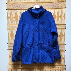 Helly Hansen Womens Windbreaker Rain Coat Jacket